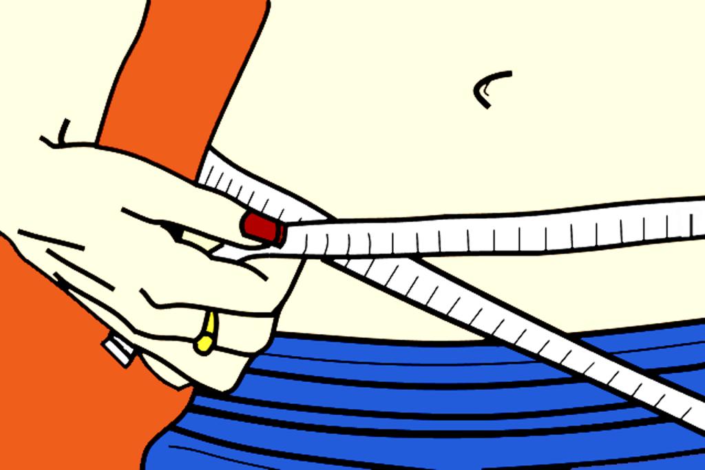 Причины почему растет живот у женщин после 30 и 40 лет и что делать