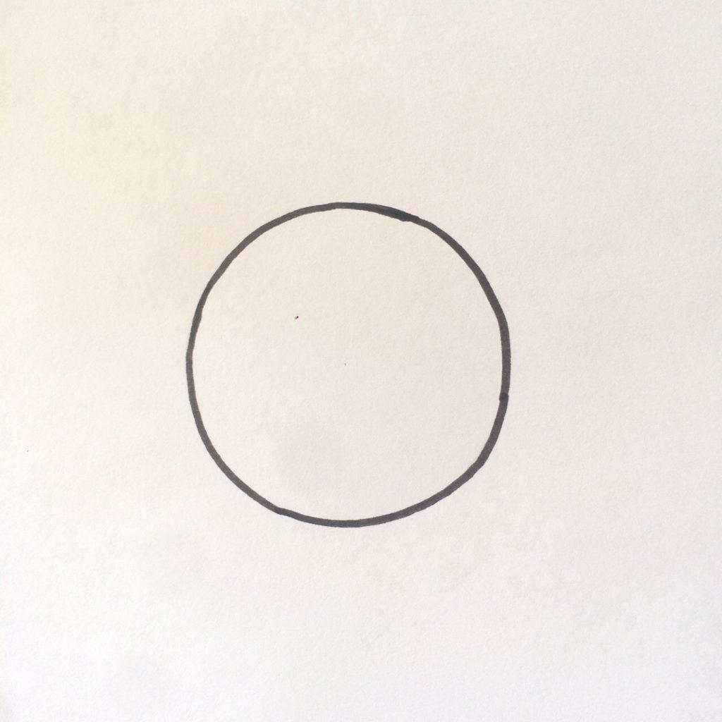 круг для Лосяша