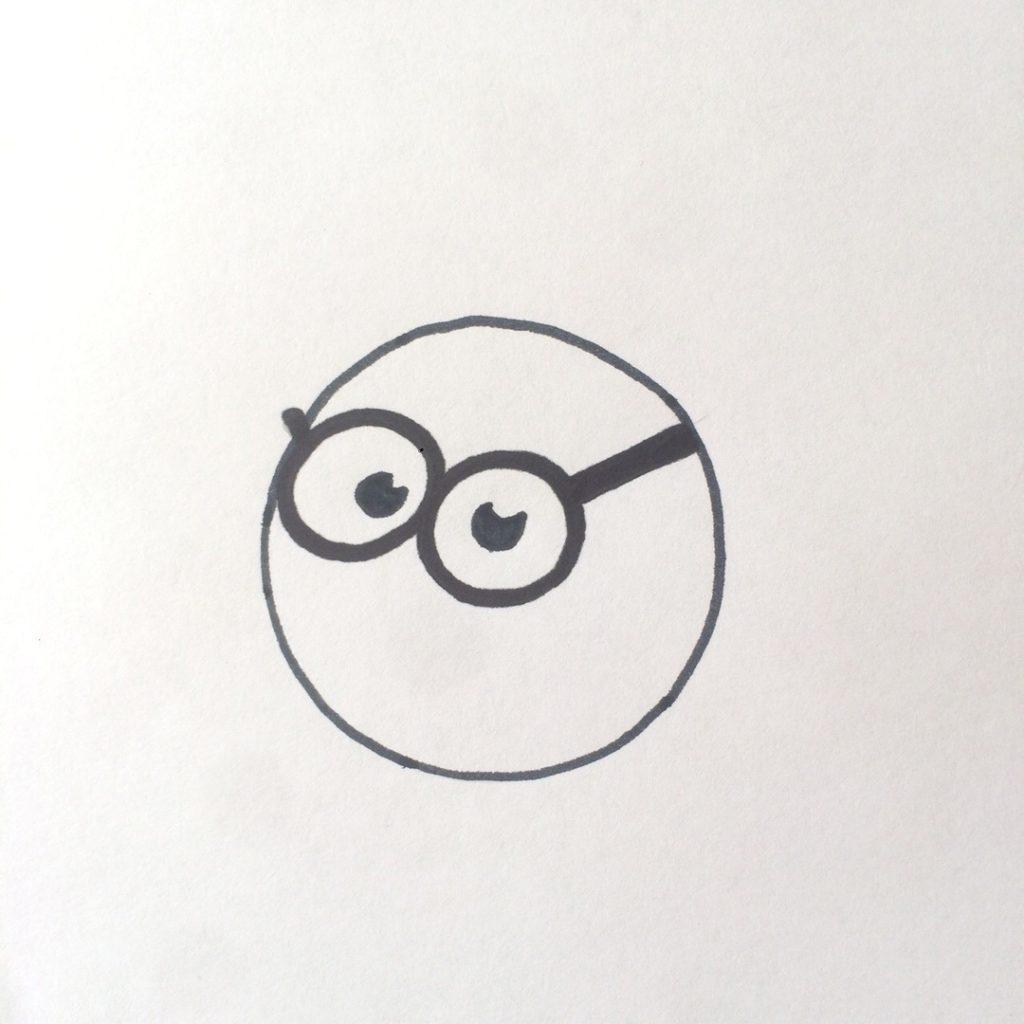 очки и зрачки