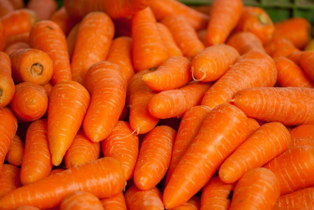 условия хранения морковки