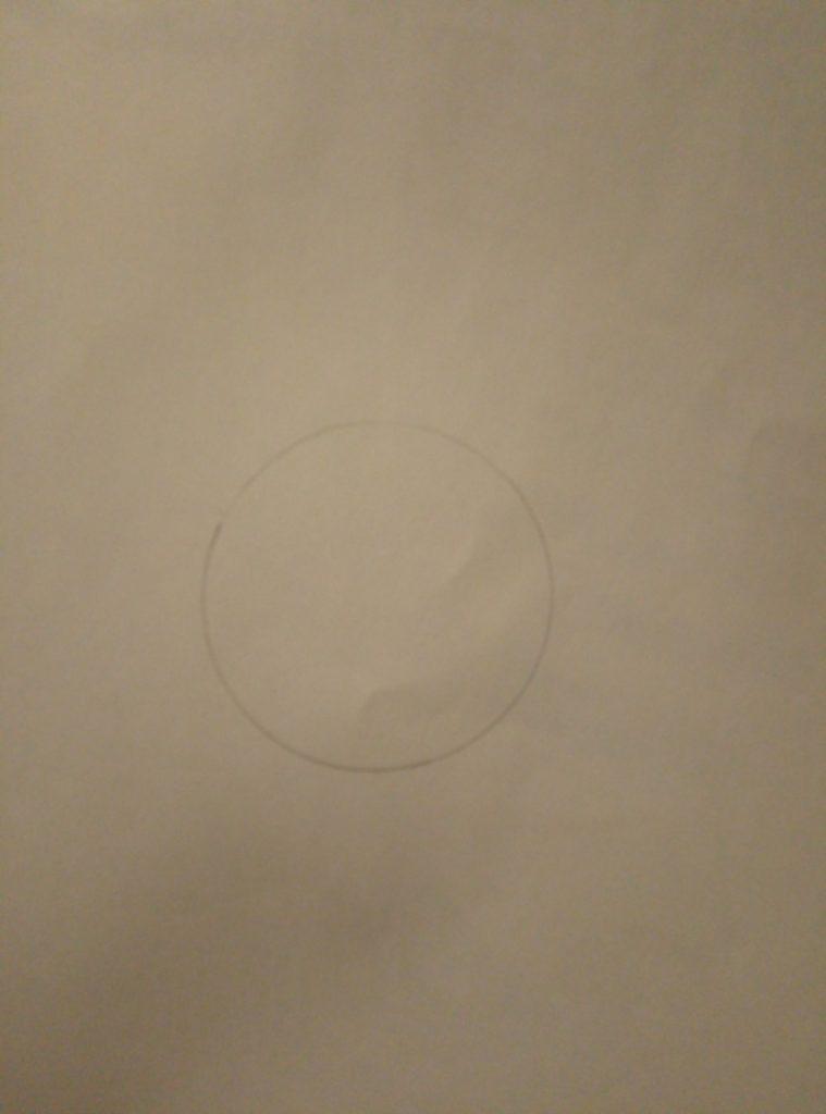 как нарисовать пандочку из малышариков