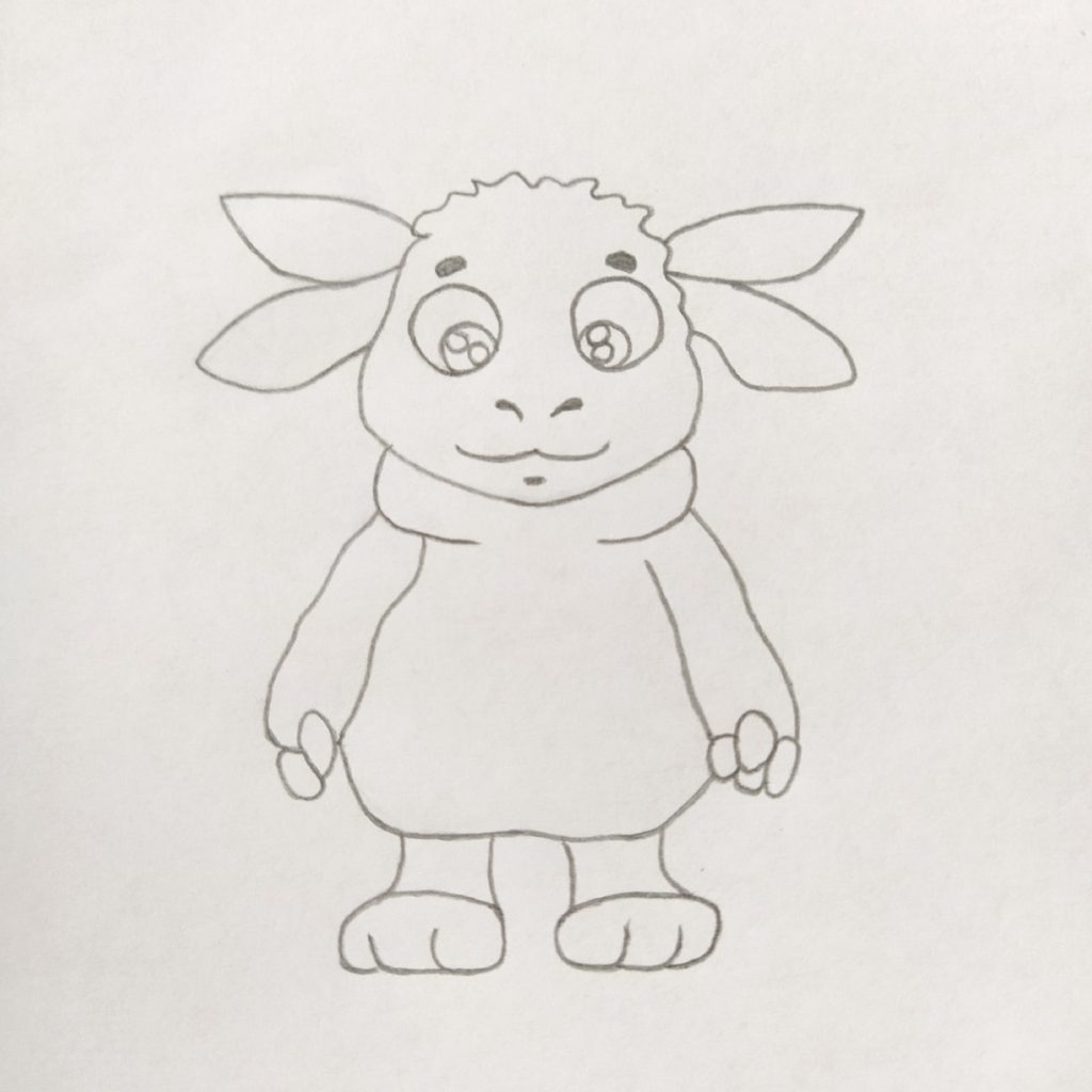 лунтик картинки для детей
