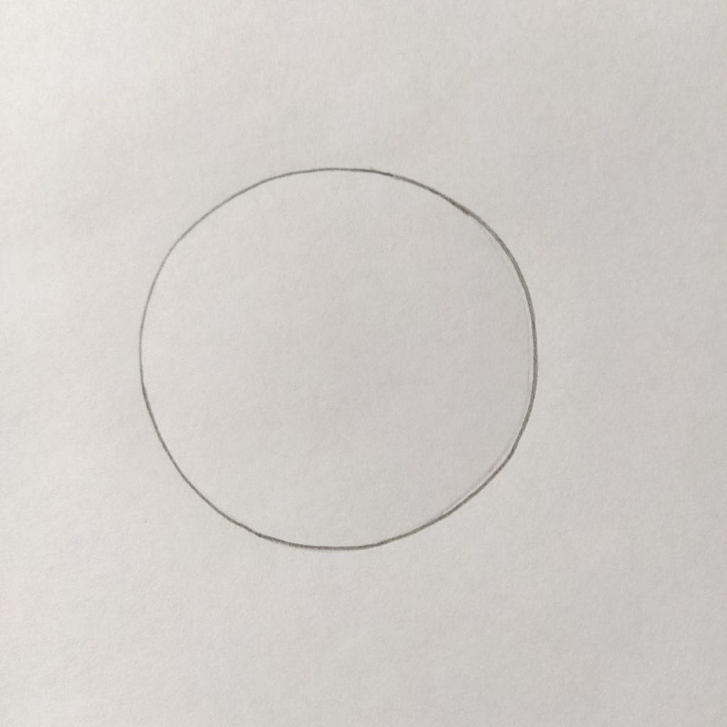 как нарисовать леона из brawl stars карандашом поэтапно