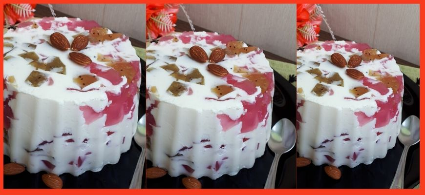 торт +с желейной заливкой