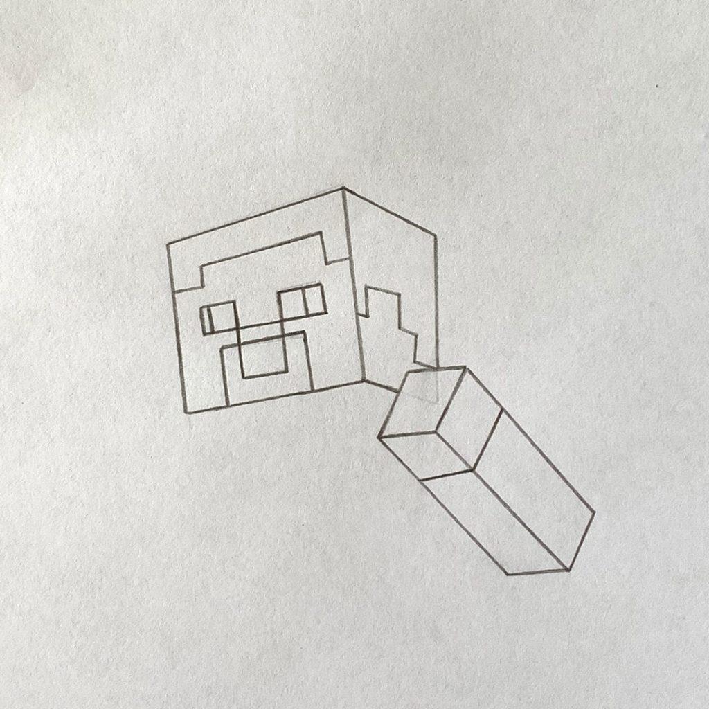 как нарисовать стивена