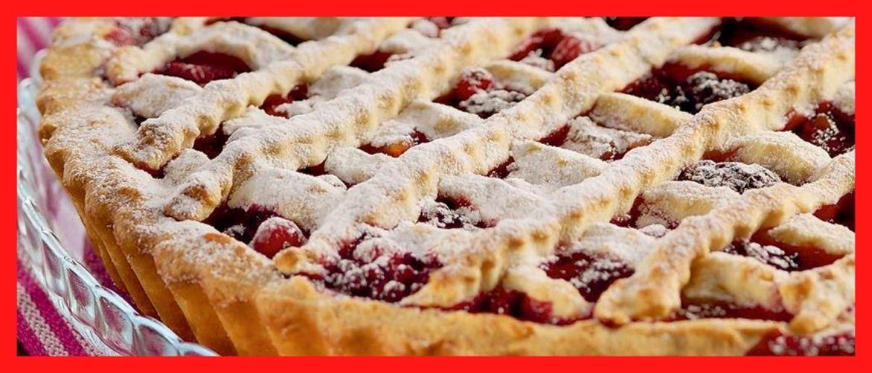 Пирог с ягодами: 15 рецептов с вишней и смородиной